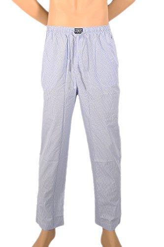 POLO RALPH LAUREN - Pantalón de Pijama - para Hombre Azul