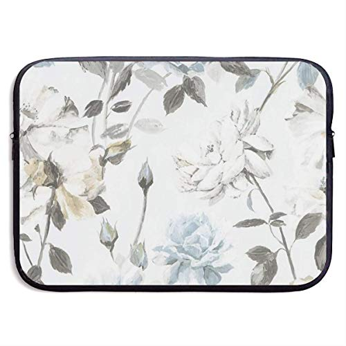 Beautiful Flowers and Plants Laptop Sleeve- Stylish Cute Notebook Handbag Laptop Sleeve
