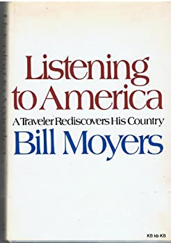 Listening to America a Traveler Redisc 0061264008 Book Cover
