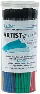 Linzer A 9000 Brush Cylinder Camel Hair (144 Pieces)