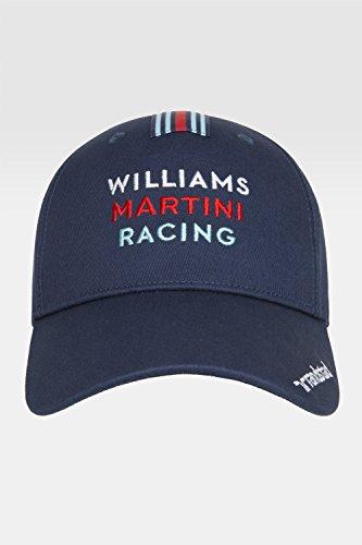 Williams Martini Racing F1 Felipe Massa Fahrer Kappe, Massa Driver Cap