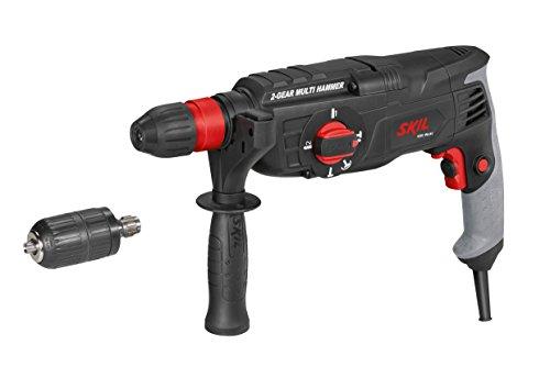 SKIL F0151036AK 1036 AK SDS Drill (Multi Hammer), schwarz