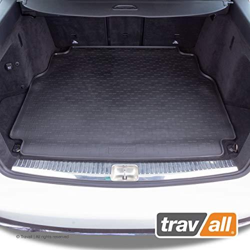 Travall CargoMat Liner Kofferraumwanne Kompatibel Mit Mercedes-Benz C-Klasse Kombi (Ab 2014) TBM1121 - Maßgeschneiderte Gepäckraumeinlage mit Anti-Rutsch-Beschichtung