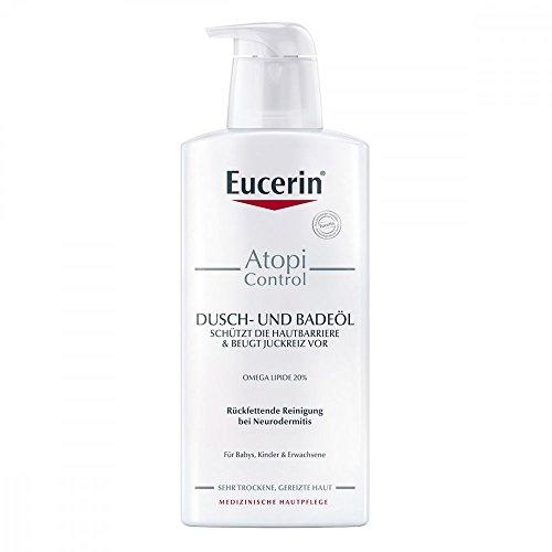 Eucerin Atopicontrol Reinigungsöl 20% Omega 400 ml