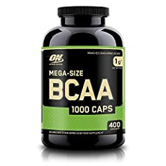 RECOVERY take your training efforts to the next level by supporting endurance and recovery ACTIVE LIFESTYLE help your active lifestyle by supplementing with ON BCAA capsules EASY TO SWALLOW CAPSULES AVAILABLE IN 60 count, 200 count, 400 count BOTTLES...