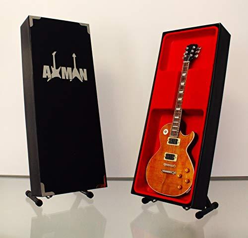 Gary Moore (Thin Lizzy) Miniatur-Gitarre Nachbildung mit Displaybox und Ständer