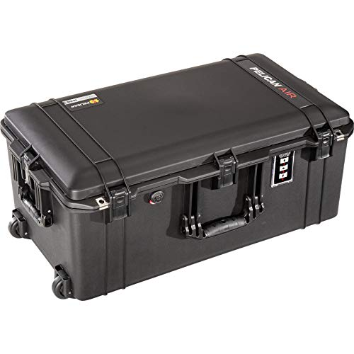 Pelican Air 1626 Case  no Foam Black