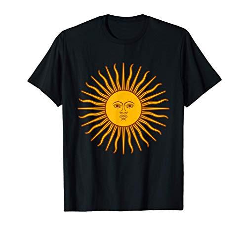 Sol de Argentina Camiseta