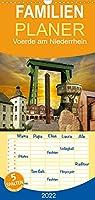 Voerde am Niederrhein - Familienplaner hoch (Wandkalender 2022 , 21 cm x 45 cm, hoch): Impressionen der Stadt Voerde (Monatskalender, 14 Seiten )