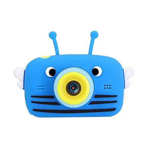 fervory Cámara Digital para Niño Foto Cámara Niños Cámara para Niños Cámara De Video para Niños HD 2000W Juguete Educativo Grandes Regalos para Niños Pequeños