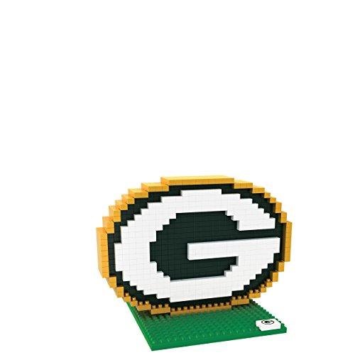 Green Bay Packers 3D Brxlz - Logo
