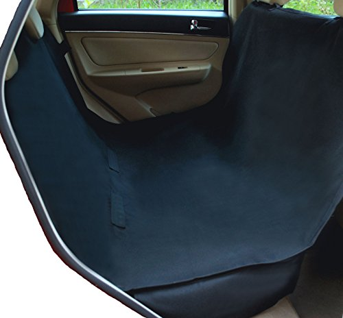 NAC&ZAC Waterproof Hammock Pet Seat Cover for Cars...