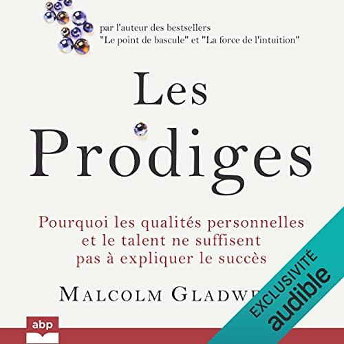 Page de couverture de Les prodiges