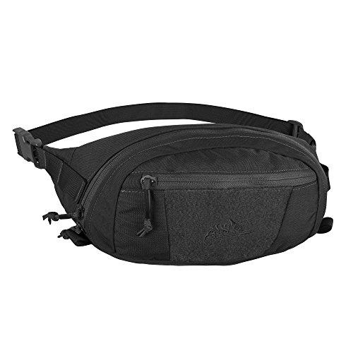 Helikon Tex Bandicoot Waist Pack - Marsupio in cordura nero, taglia unica