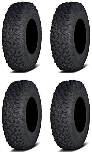 Full set of ITP Coyote (8ply) Radial 32x10-15 ATV Tires (4)