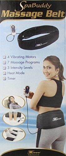 Zewa 21020 Spabuddy Massage Belt
