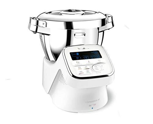 Robot cuiseur multifonctions MOULINEX I COMPANION XL+
