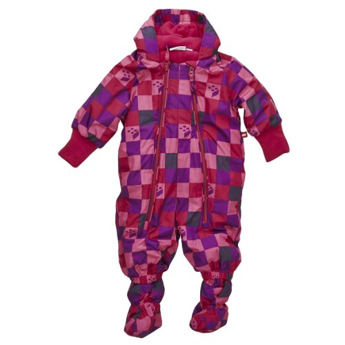 Lego Wear Baby-Jungen Lego 615 Schneeanzug, Pink (468 Cerise), 74