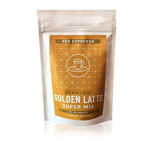 Red Espresso Kurkuma Latte Mix 100 g – Vegan ohne GMO Natur