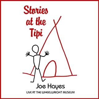 Stories at the Tipi audiobook cover art