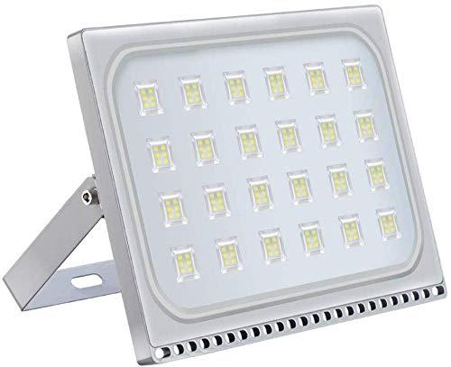 150W LED Strahler,LED Strahler Außen, Superhell 12000LM LED Scheiwerfer, 6500k, IP67 Wasserfest, Außenstrahler Hervorragend für Hinterhof,Auffahrt, Türen, Garage, Flur, Garten,Viugreum