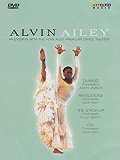 An Evening with the Alvin Ailey American Dance Theater