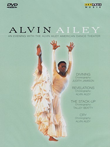An Evening with the Alvin Ailey American Dance Theater by Thomas Grimm