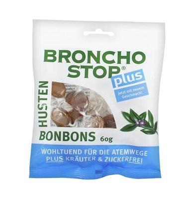 Bronchostop Plus Husten-Bonbons 60g (60 G)