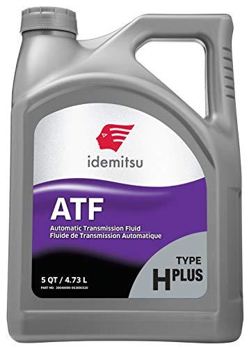 Idemitsu 30040090-95300C020 ATF Type H-Plus Automatic Transmission Fluid-5 Quart