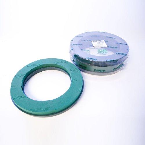 Pack of 2 Naylorbase Plastic Wreath Rings 14' (36cm)