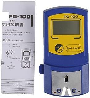 FG 100 SolderingTipThermometer Tester Temperature Iron Best Welding Workstation Small Digital Display Tool Set High CA Wire Sensor & eBook