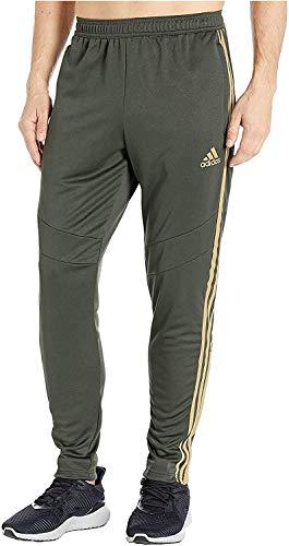 Adidas Essential Trainingshose für Herren, Gameday-Hose - Grün - Mittel
