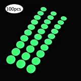 Best Glow In The Dark Dots - Glow in The Dark Tape Dots, 1 Inch Review