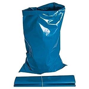 7 bolsas de escombros resistentes que soportan hasta 50 kg.