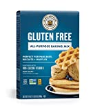 Quite possibly the best thing to happen to gluten-free bakers, this mix is ideal for everything from pancakes at breakfast to your favorite casserole at dinner to shortcake for dessert. On top of that, there's no grittiness or aftertaste This baking ...