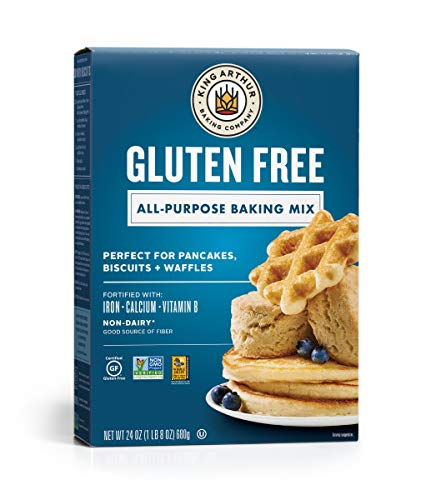 King Arthur Flour, All-Purpose Baking Mix, Gluten Free, 24 Ounce