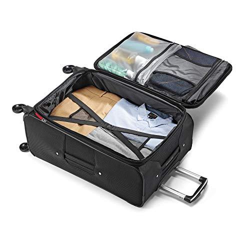 Samsonite Aspire XLite Softside Expandable Luggage with...