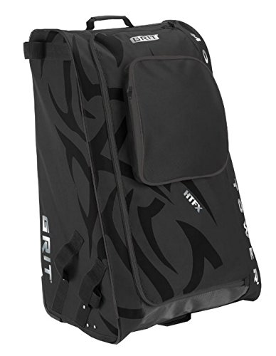 Grit HTFX Hockey Tower 36' Equipment Bag, Größe:Senior;Farbe:schwarz