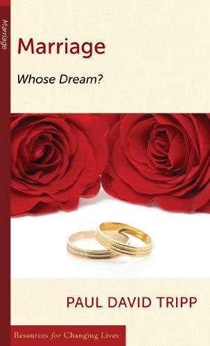 Marriage: Whose Dream?