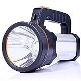 ALFLASH Linterna de antorcha LED recargable de alta potencia 7000 lúmenes Super brillante Impermeabl...