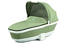 Folds in seconds into a compact package that takes up minimum storage; Sets up just as quickly and easily Compatible with Quinny Moodd and Quinny Buzz Strollers (Adapters included with strollers) Protective adjustable canopy Soft, thick pad included ...