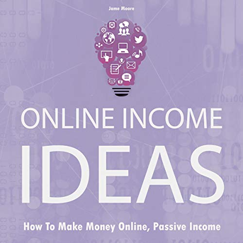 Online Income Ideas cover art