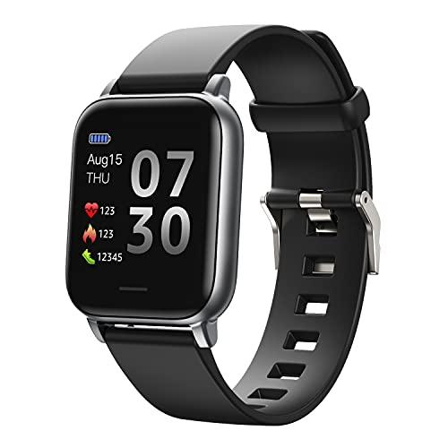 SUPBRO Fitness Tracker Smartwatch Wasserdicht IP68 Fitness Armband mit Pulsmesser Aktivitätstracker Pulsuhren Schrittzähler Uhr Smart Watch Fitness Uhr für Damen Herren