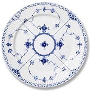 Royal Copenhagen Blue Fluted Half Lace 1102620 Salad/Desert Plate 7 1/2 in.