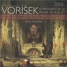 Vorisek: Symphony in D; Mass in B-Flat