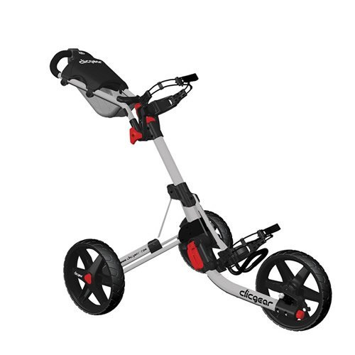 Clicgear 3.5 Plus Golf Trolley, Colors- Silver by Clicgear
