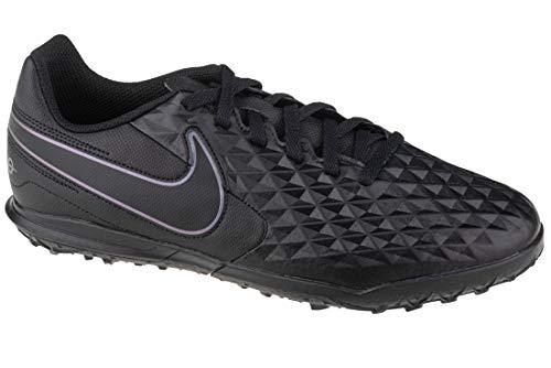 Nike Legend 8 Club Tf, Scarpe da Football Unisex-Bambini, Nero, 33 EU