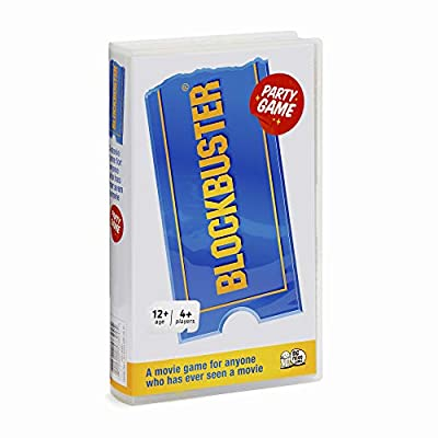 Big Potato The Blockbuster Game: A Movie Party Game for the Whole Family