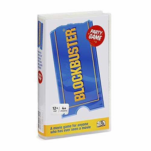Blockbuster  Instant Cult Classic Board Game  Best Family Board Games  Act Out Your Favorite Movies