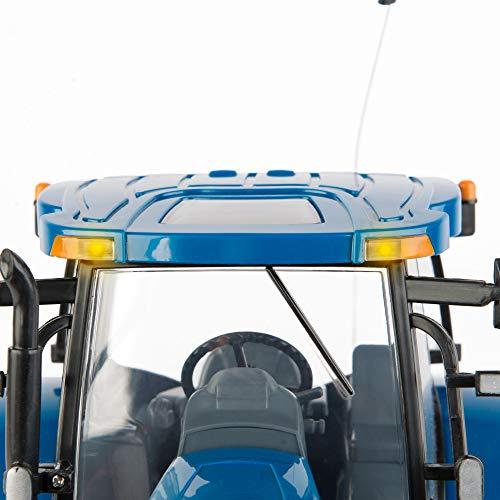 RC Auto kaufen Traktor Bild 5: TOMY Britains Spielzeug Traktor